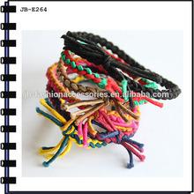 2014 Fashion Hair Accessories Braided Elastic Hair Band For Women
