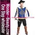 moda dos homens fantasia de halloween traje homens