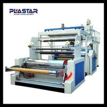 Single layer co-extrusion PE Stretch Film Machine more popular Clear plastic box