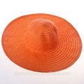 Promocional venda quente elegante mulheres aba larga senhora australiano chapéu