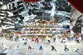 display ledimpermeável japão tipo de governo flexível arco exposição conduzida