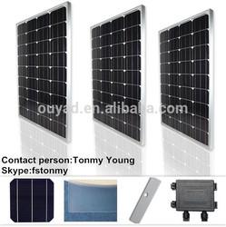 solar panels 250 watt
