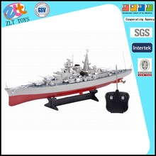 Kids toy battleship,1:360 4CH Radio control model warships,R/C Toy battleship