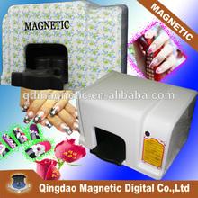 chaude ongles et les orteils nail art imprimante à bas prix et de garantie avec du ce et fcc