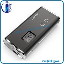 Electronic Cigarettes LCD Display voltage custom vaporizer pen vamos v5 vv mod e-cig mechanical mod C1-30 with different color
