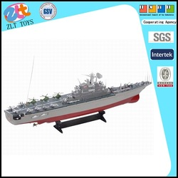 Radio control boat ,1: 275 R/C Aircraft carrier,R/C Models boat,Wireless remote control warships