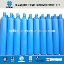 industriale nuovo 2014 50kg 200 bar metano piccolo portatile esportazione di gas bombola di ossigeno