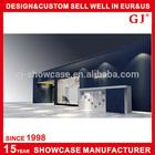 High-end luxury shop showcase design online wholesale shop
