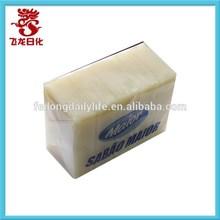 สีขาวซักรีดสบู่สบู่ซักผ้าขายร้อนในประเทศจีนเหอเป่ย์