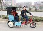 electric motorbike three wheels for passenger