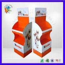 retail cardboard display stand chocolate ,retail cardboard display for plush toy ,retail cardboard display for newspaper