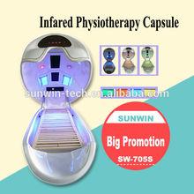 SW-705S Beauty salon use! ozone sauna spa capsule / far infrared body massage spa capsule