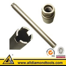 China Supplier Wet Diamond Core Drill Bits for Hard Rock