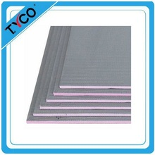 Waterproof boards concrete backer board waterproofing