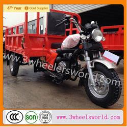 2015 New design high quality 175cc Engine three wheel motorcycle on sale