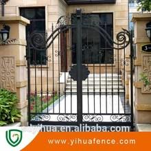 Alta calidad puertas de hierro modelos