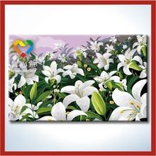 diy painting by number kits 50*80cm gustav klimt kiss painting