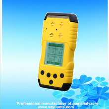 Handheld LCD data display N2 nitrogen gas flow meter