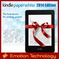 كل جديد واي فاي الامازون أوقد الطبعة paperwhite 4gb 2014 دون ads العلامة التجارية الجديدة ه-- قارئ أمازون كيندل paperwhite 2014 طبعة