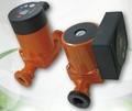 La maison de circulation d'eau chaude Énergie- économiepuce pompe