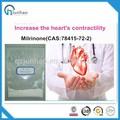 Boa qualidade de droga potente de aumentar a contração do seu coração milrinone cas: 78415-72-2