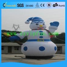 2014 decorative Christmas inflatable snowman