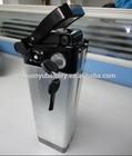 36V 10AH e-bike li-ion battery