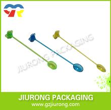 plastic stirrer ,plastic swizzle stick ,muddler