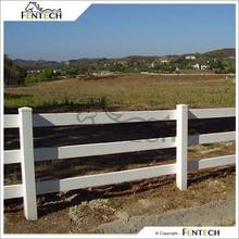 High Quality Cheap UV Proof Vinyl/PVC/Plastic Profile Fence Factory