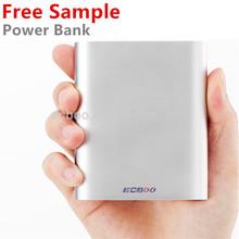 ECBOO solar mobile phone charger case 600ma-20000ma CE ROHS