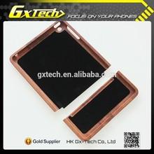 OEM logo Wooden mobile phone Case for iPad Mini