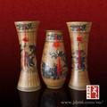 las minorías étnicas de estilo artística vidriada oriental antiguo jarrón de cerámica para la decoración