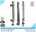 UHZ-99 High quality glass tube level gauge for boiler diesel fuel tank level sensor