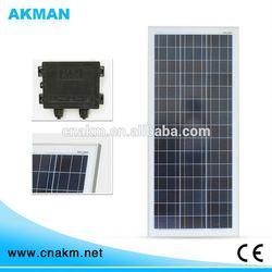 AKMAN import solar panels from germany