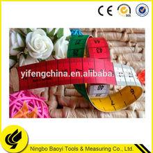 good qulaity printing fabric tape measure for men and women