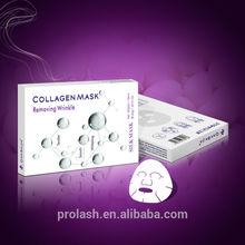 Collagen anti aging anti wrinkle korea facial mask sheet