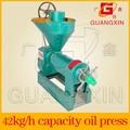Yzyx70 freddo& macchina di stampaggio a caldo panello di olio da cucina