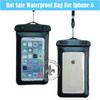 High Quality Custom Logo Mobile Phone Eco-friendly PVC/TPU Diving Waterproof Dry Bag P5529-h86