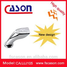 Beautiful design metal kitchen cabinet leg