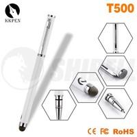 Shibell T500 roller stylus pen hard tip stylus pen ballpoint pen