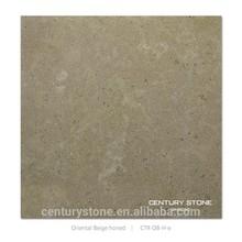 60x60x2cm honed bulk limestone paver wholesales