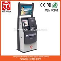 Durable self service terminal kiosk for Digital film kiosk