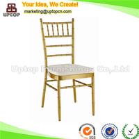 Elegant aluminum china used wholesale chiavari chairs for sale (SP-AF137)