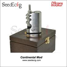new continental mod mechanical mod & stingray mechanical mod & kato mod ecig mod 26650