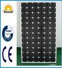 High efficiency TUV CE certificate 150w mono solar panel