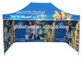 Barraca de lona/chuva de protecção tenda/ferro frame da barraca