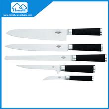 5 Pcs damascus stainless steel knife set pakistan damascus knife