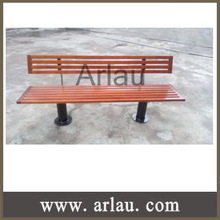 Arlau FW66-2 outdoor furniture garden wood bench seat