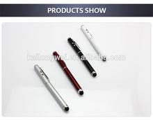 4 in 1 High quality metal bic ballpoint pen