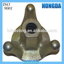 Concrete Accessories Wing Nut&15/17mm Formwork tie rod